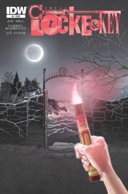Locke & Key: Omega #4