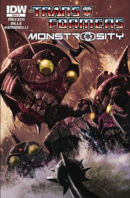 Transformers: Monstrosity #4