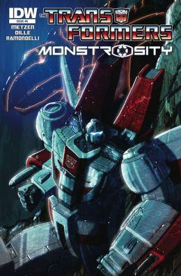 Transformers: Monstrosity #6
