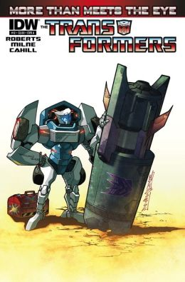 Transformers: More Than Meets the Eye #12