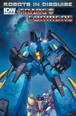 Transformers: Robots in Disguise #11