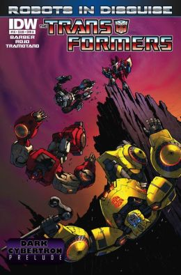 Transformers: Robots in Disguise #18