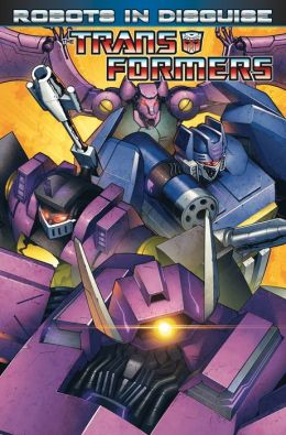 Transformers: Robots in Disguise #2