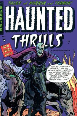 Haunted Thrills, Number 10, Death at the Mardi Gras (NOOK Comic with Zoom View): Digitally Remastered