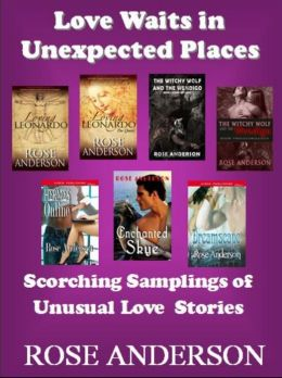 Love Waits in Unexpected Places: Scorching Samplings of Unusual Love Stories