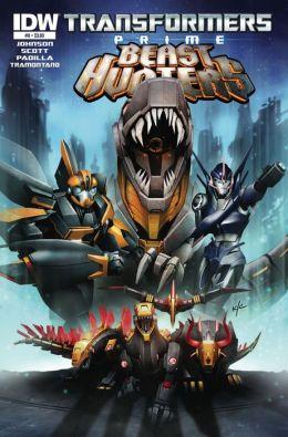 Transformers: Prime - Beast Hunters #8