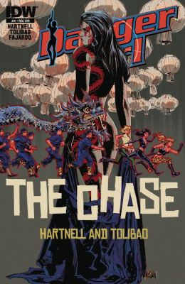 Danger Girl: The Chase! #4