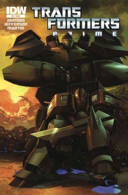 Transformers: Prime #2