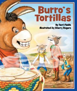 Burro's Tortillas (NOOK Comic with Zoom View)