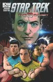 Book Cover Image. Title: Star Trek #35, Author: Mike Johnson