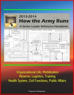 How The Army Runs 2013-2014: A Senior Leader Reference Handbook - Organizational Life, Mobilization, Reserve, Logistics, Training, Health System, Civil Functions, Public Affairs