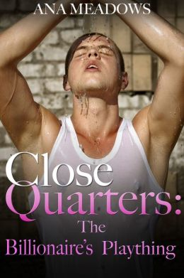 Close Quarters: The Billionaire's Plaything (Part Five) (BDSM Erotic Romance Novelette)