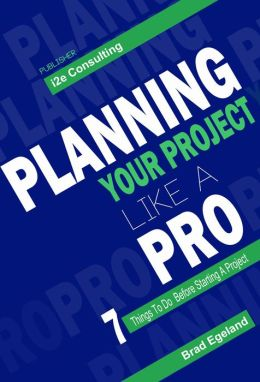 Planning your Project like a Pro