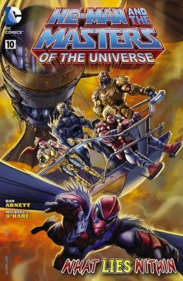 He-Man and the Masters of the Universe (2013- ) #10 (NOOK Comic with Zoom View)