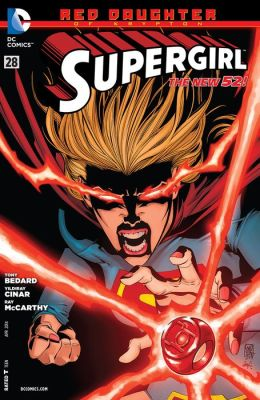 Supergirl (2011- ) #28 (NOOK Comic with Zoom View)