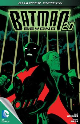 Batman Beyond 2.0 (2013- ) #15 (NOOK Comic with Zoom View)