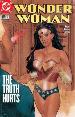 Wonder Woman (1987-2006) #199 (NOOK Comic with Zoom View)