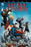 Book Cover Image. Title: Batman/Superman (2013- ) Annual #1 (NOOK Comic with Zoom View), Author: Greg Pak