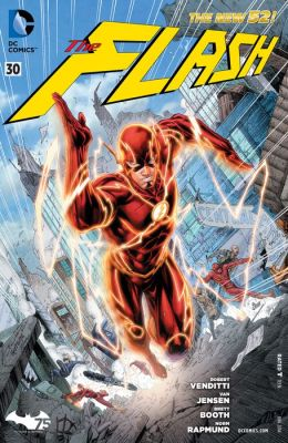 The Flash (2011- ) #30 (NOOK Comic with Zoom View)