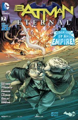 Batman Eternal #7 (NOOK Comic with Zoom View)