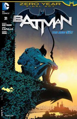 Batman (2011- ) #31 (NOOK Comic with Zoom View)