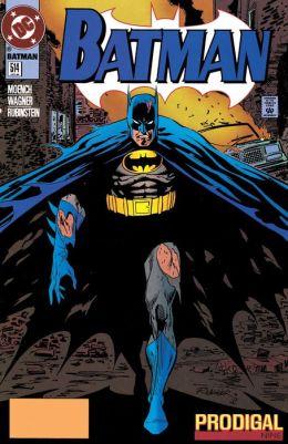 Batman (1940-2011) #514 (NOOK Comic with Zoom View)