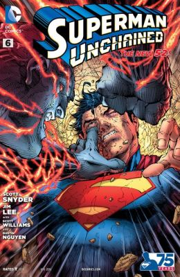 Superman Unchained (2013- ) #6 (NOOK Comic with Zoom View)