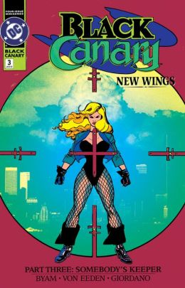 Black Canary (1991) #3 (NOOK Comic with Zoom View)
