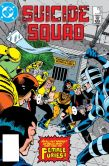 Book Cover Image. Title: Suicide Squad (1987-1992) #3 (NOOK Comic with Zoom View), Author: John Ostrander