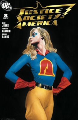JSA #8 (NOOK Comic with Zoom View)