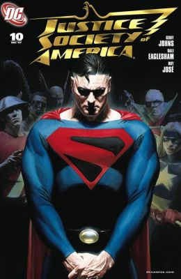 JSA #10 (NOOK Comic with Zoom View)