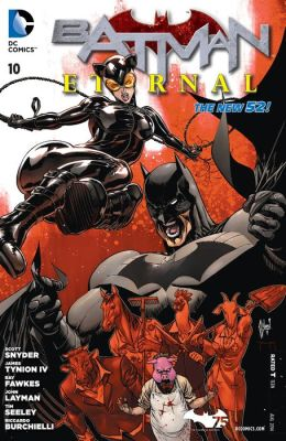 Batman Eternal (2014- ) #10 (NOOK Comic with Zoom View)
