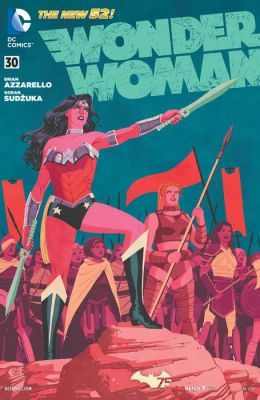 Wonder Woman (2011- ) #30 (NOOK Comic with Zoom View)