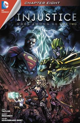Injustice: Gods Among Us: Year Two #8 (NOOK Comic with Zoom View)