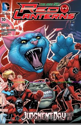 Red Lanterns (2011- ) #30 (NOOK Comic with Zoom View)