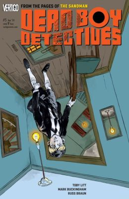The Dead Boy Detectives (2014- ) #5 (NOOK Comic with Zoom View)