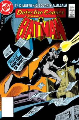 Detective Comics (1937-2011) #544 (NOOK Comic with Zoom View)