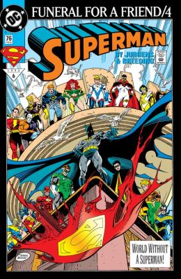 Superman (1987-2006) #76 (NOOK Comic with Zoom View)