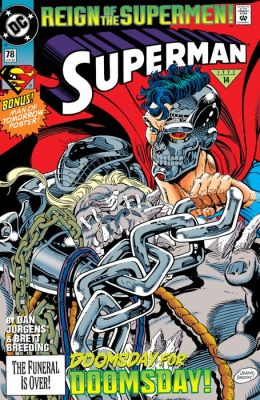 Superman (1987-2006) #78 (NOOK Comic with Zoom View)