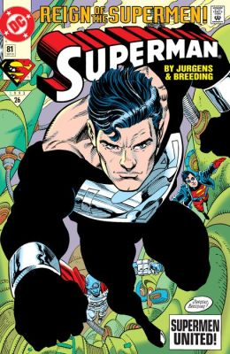 Superman (1987-2006) #81 (NOOK Comic with Zoom View)