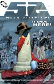 Book Cover Image. Title: 52 #52, Author: Geoff Johns