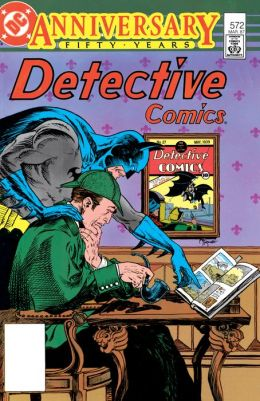 Detective Comics (1937-2011) #572 (NOOK Comic with Zoom View)
