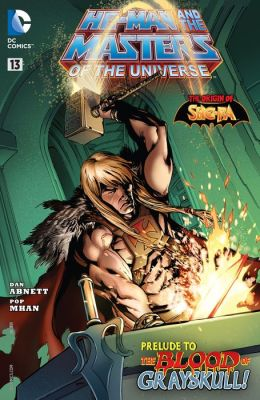 He-Man and the Masters of the Universe (2013- ) #13 (NOOK Comic with Zoom View)