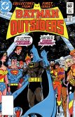 Book Cover Image. Title: Batman and the Outsiders (1983-1987) #1 (NOOK Comic with Zoom View), Author: Mike Barr