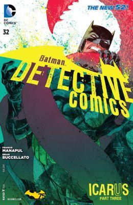 Detective Comics (2011- ) #32 (NOOK Comic with Zoom View)