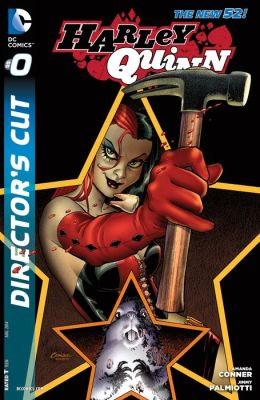 Harley Quinn (2013- ): Director's Cut #0 (NOOK Comic with Zoom View)