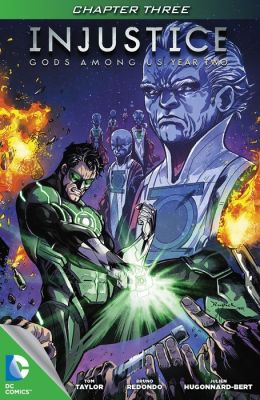 Infinite Crisis: Fight for the Multiverse #3 (NOOK Comic with Zoom View)