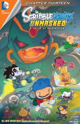 Scribblenauts Unmasked: A Crisis of Imagination #13 (NOOK Comic with Zoom View)