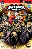 Book Cover Image. Title: Batman and Robin (2011- ) #33 (NOOK Comic with Zoom View), Author: Peter Tomasi