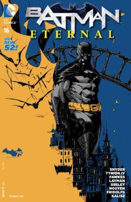 Batman Eternal (2014- ) #16 (NOOK Comic with Zoom View)